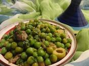 Tagine Bœuf Petits Pois Beef with Small Peas Ternera Guisantes طاجين اللحم بالجلبانة (البازلاء)