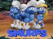 "Coming Theaters April ""Smurfs: Lost Village""! Enter Fandango Ticket Codes Movie!"