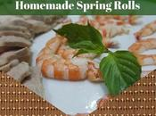 Recipe: Chicken/ Shrimp Veggie Spring Rolls