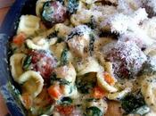 Italian Wedding Soup Supper Dish