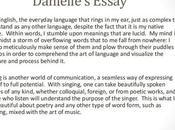 Identity Personal Essay