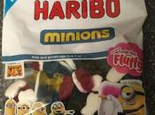 Today's Review: Haribo Minions With Candy Floss Fluffy