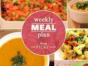Picky Eater Meal Plan (Week