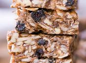 No-Bake Trail Granola Bars (Paleo Vegan)