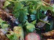 Sesame Chicken Warm Salad