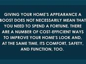 Give Your Home Fresh Look: Cost-Efficient Ways Boost Home's Aesthetics