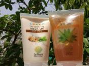 Nature's Walnut-Mint Foot Scrub Aloe Vera After Review