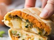 Southwestern Sweet Potato Breakfast Burritos