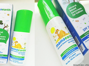 Review Mama Earth Mineral Based Sunscreen Babies
