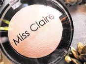 Miss Claire Baked Eyeshadow/Highlighter No.12 Review