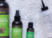 Organics Scalp Treatment Hair Growth