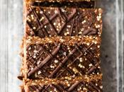 Chocolate Almond Quinoa Snack Bars