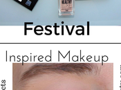Festival Inspired Makeup Using Products