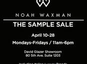 Season, Clothes: Noah Waxman Kooples Sample Sales