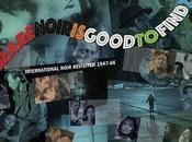 Rare Noir Good Find Francisco's Second International Film Festival Coming