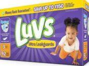 Luv's Money Saver Diaper That Works Everyone