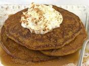 Powerhouse Pumpkin Pancakes #RecipeMakeover #Giveaway