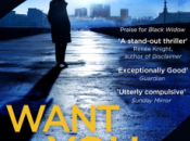 Want Gone Chris Brookmyre #Blogtour #bookreview