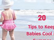 Tips Keep Babies Cool Summer