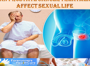 Prostate Cancer Affect Your Sexual Life