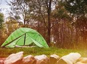 Reviewing Luxe Tempo Tent, Sleeping