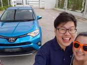 Hubby Tested 2017 Toyota RAV4