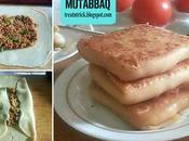 Mutabbaq (murtabak) Recipe