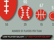 Infographic: Sport Salary Structures