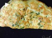 Cheese Oregano Omelette Scrumptious Breakfast