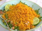 Mexican Restaurant Rice #MexicanRecipes