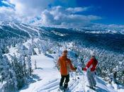 Best Places Winter Sports Around Tahoe Basin