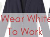 Wear White Jeans Work