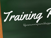 April 2017 Training Report