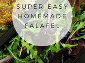 Recipe: Super-Easy Homemade Falafel