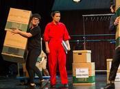 Love Children's Theatre {Review Theatre's Poultry Tales}