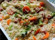 Cheesy Vegetable Rice
