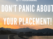 Programme: Don't Panic About Your Placement