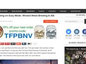 Craft Brewing Easy Mode: Wicked Weed AB-InBev