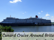 Cruise Around Britain with Cunard Invergordon Scotland Port Call