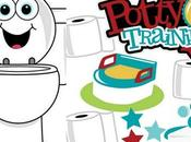 Potty Training Basics (The First Days, Year!)