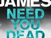 Need Dead Peter James #blogtour