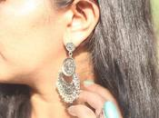 Oxidised Layered Coin Earrings @Alettesshop