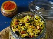 Instant Poha Mix, Ready