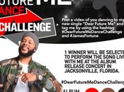 James Fortune Announces #DearFutureMe Dance Challenge