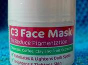 Mamaearth Charcoal, Coffee Clay Face Mask Reduce Pigmentation Skin Lightning Review