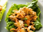Thai Turkey Meal Prep Lettuce Wraps