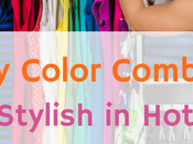 Summer Color Combinations That Stylish Weather