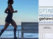 September Weekend Getaway Racecations