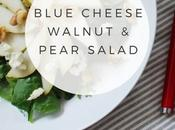Recipe: Blue Cheese Pear Salad