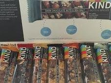 Today's Review: KIND Bars